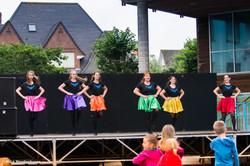 Irish dancing show