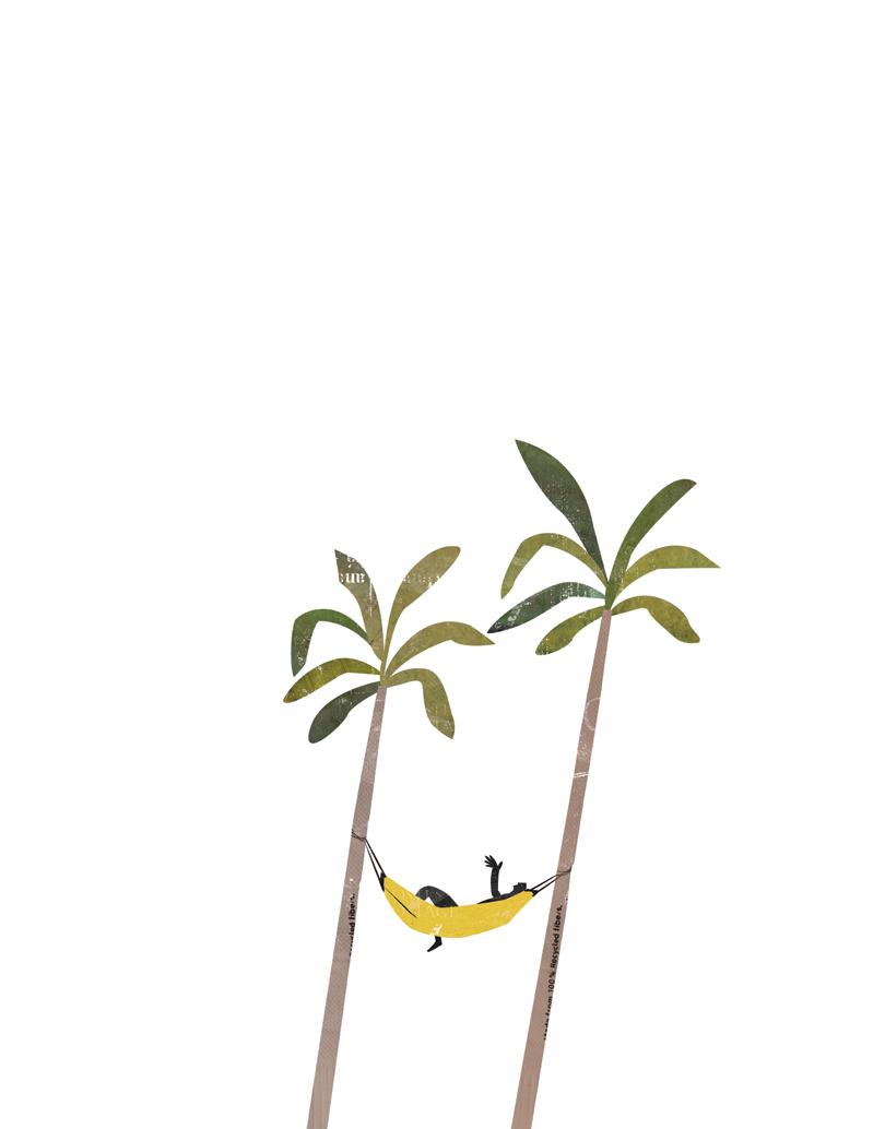 바나나침대