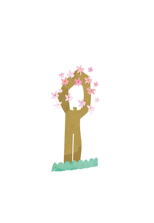 벚꽃보다더화사한사람꽃
