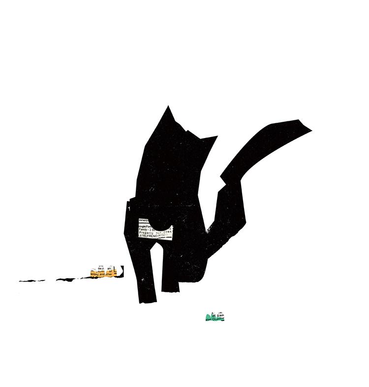 검정고양이