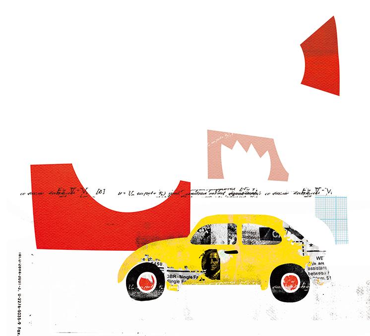 빨간자동차