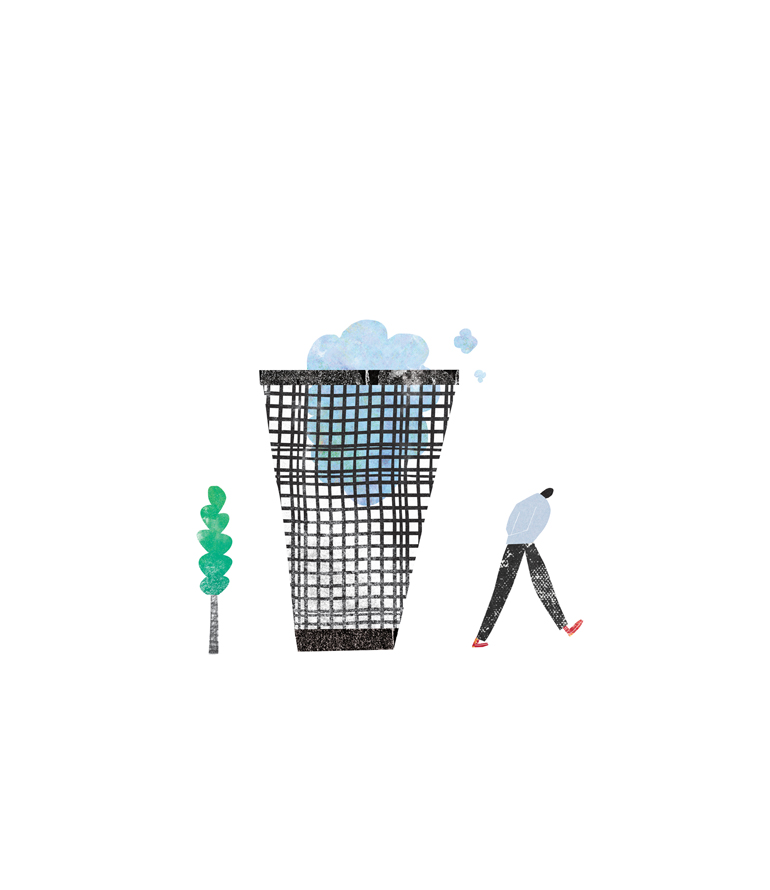 생각쓰레기통