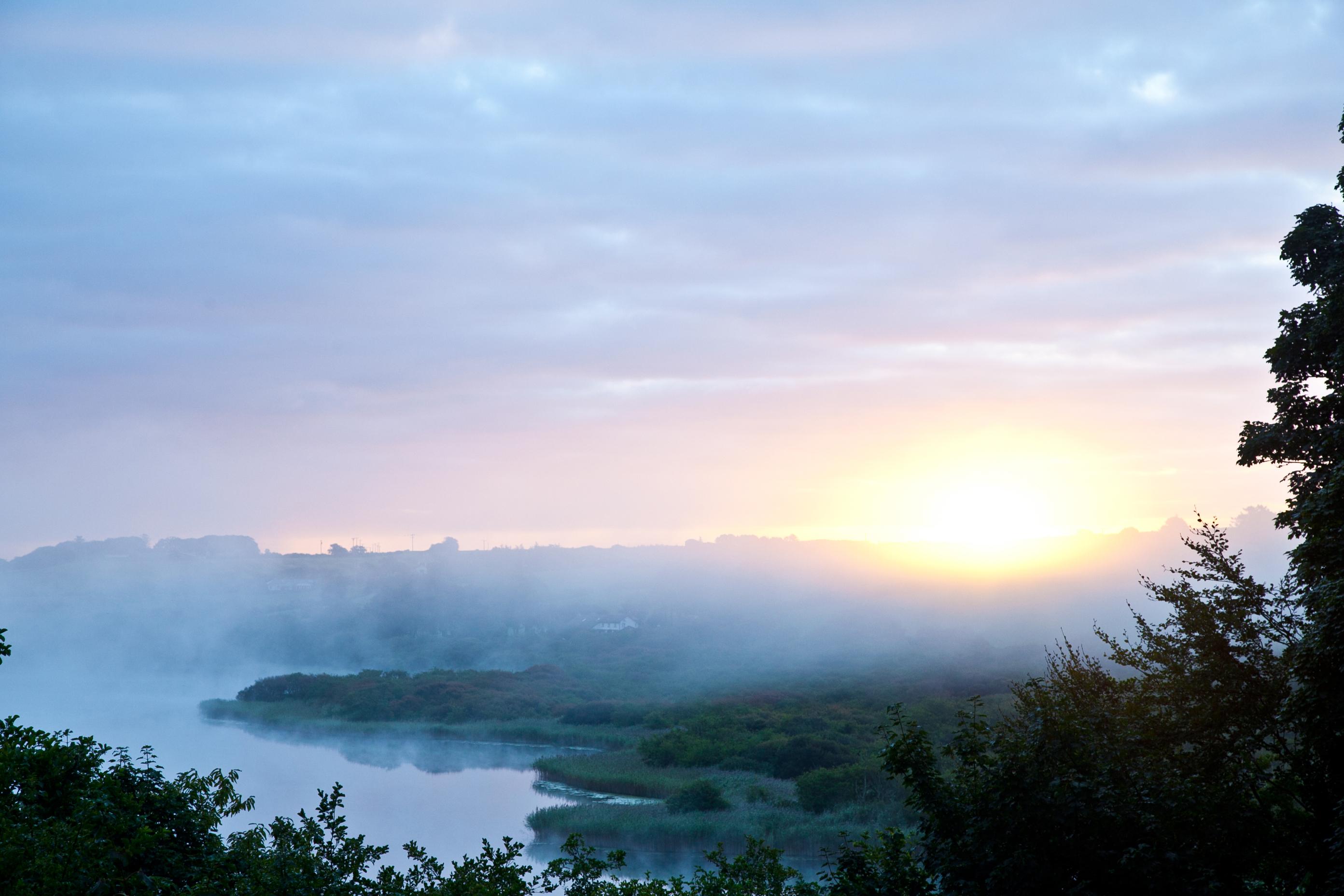 Irland Sonnenaufgang