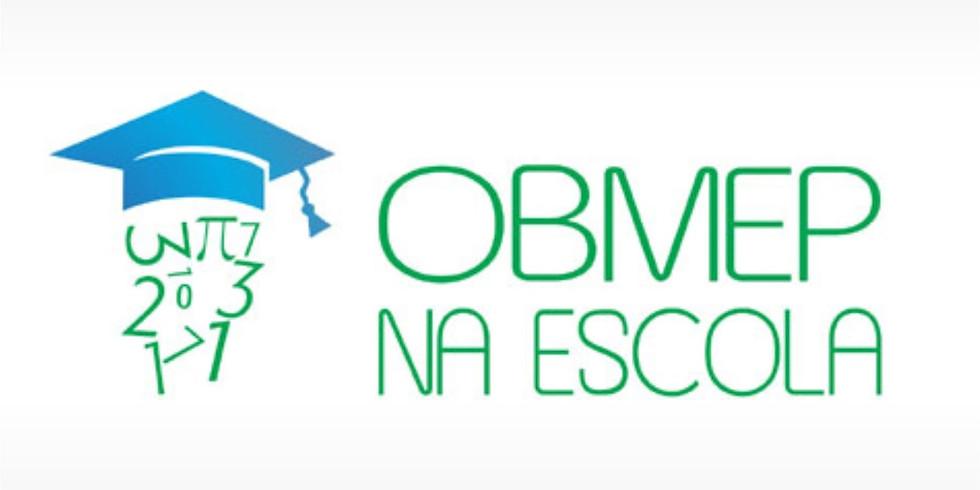 OBMEP (Olimpíada Brasileira de Matemática das Escolas Públicas) - Inscrições