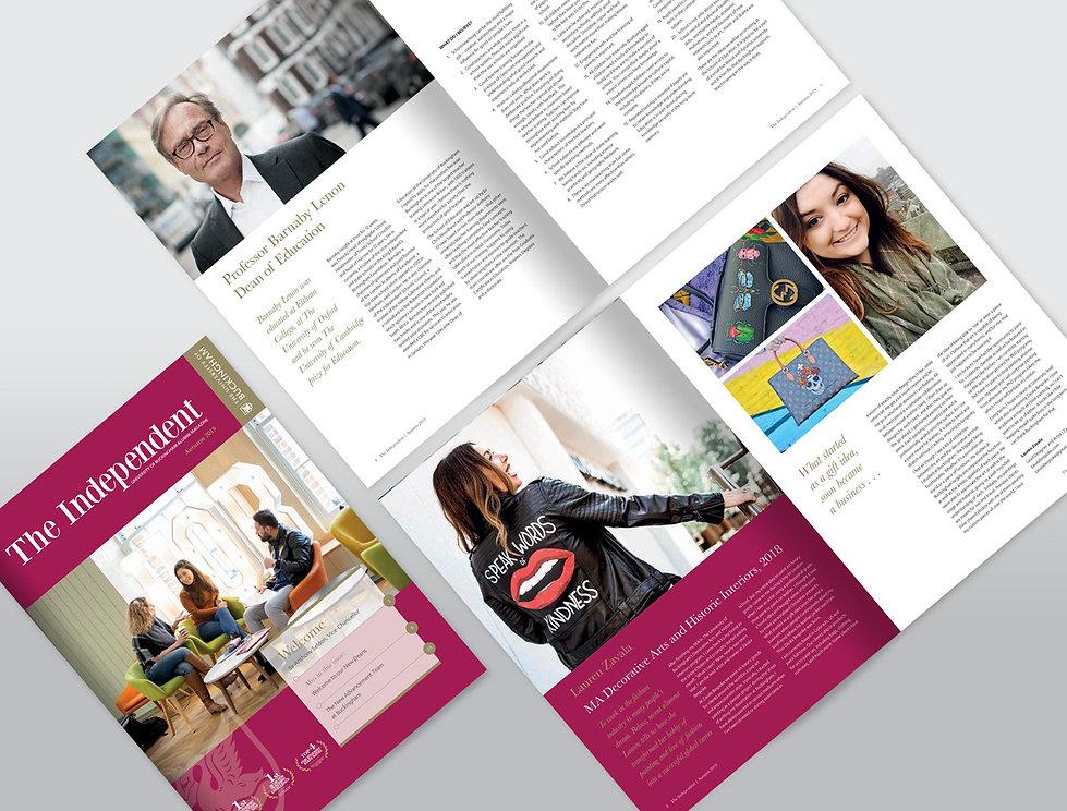 Buckingham University Independent Magazine