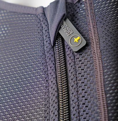Pro-Shirt-AIR-Zip-detail