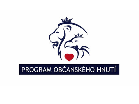 Oficiální program Občanského hnutí