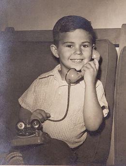 Me with telephone.JPG