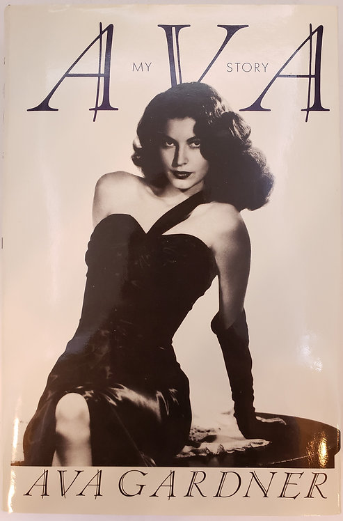 Ava, My Story by Ava Gardner
