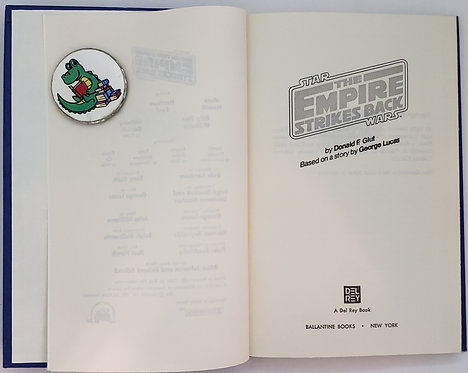 Star Wars, The Empire Strikes Back by Donald F. Glut