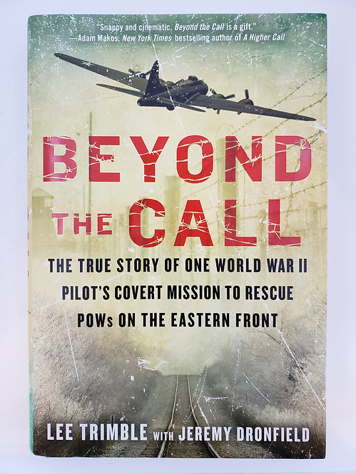 Beyond The Call by Lee Trimble with Jeremy Dronfield