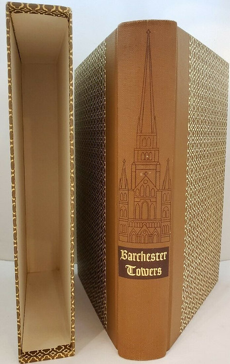 BARCHESTER TOWERS by Anthony Trollope