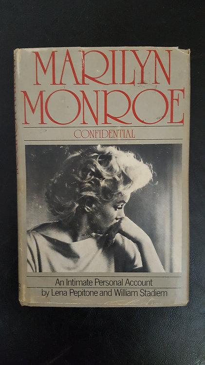 Marilyn Monroe CONFIDENTIAL