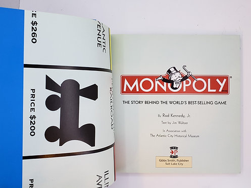 Monopoly, The Story Behind the World's Best-Selling Game