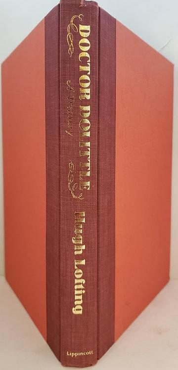 Doctor Dolittle, A Treasury by Hugh Lofting