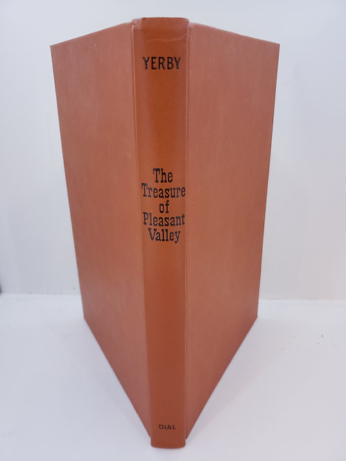 The Treasure of Pleasant Valley by Frank Yerby
