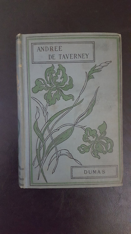 Andree de Taverney