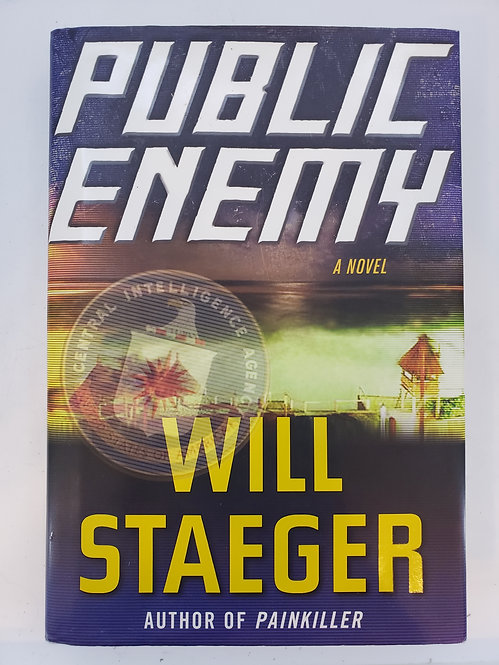 Public Enemy, a novel by Will Staeger