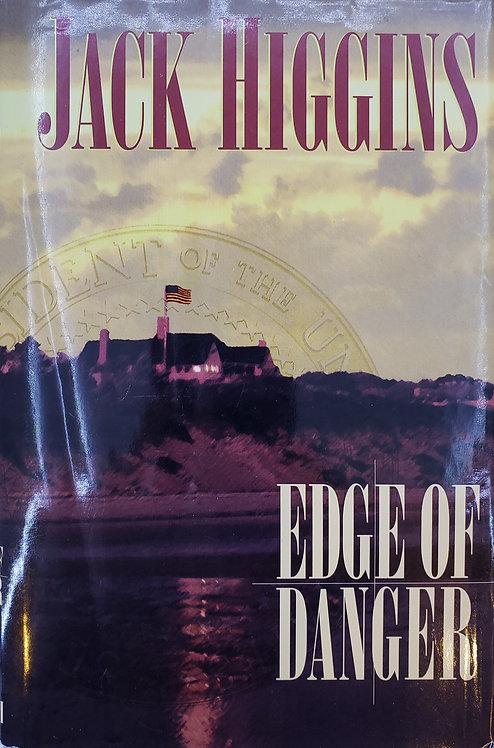 Edge of Danger by Jack Higgins