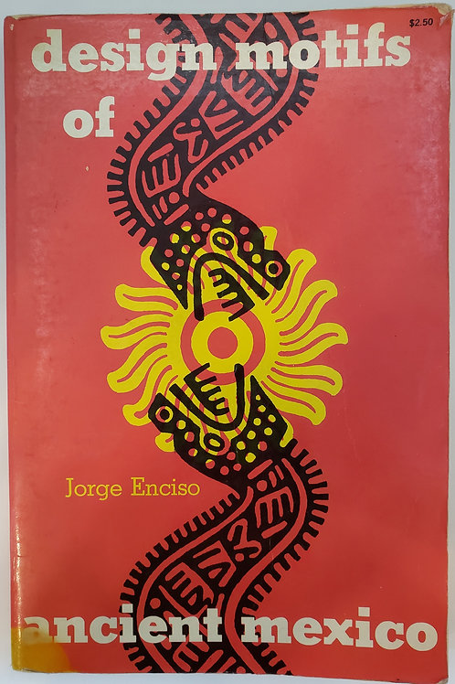 design motifs of ancient mexico by Jorge Enciso