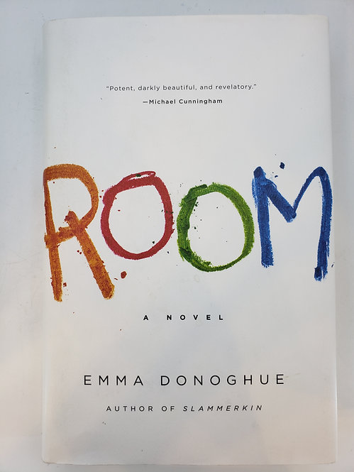 Room, A Novel by Emma Donoghue