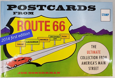 Postcards From Route 66 by Joe Sonderman
