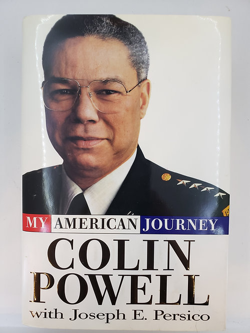 My American Journey by Colin L. Powell