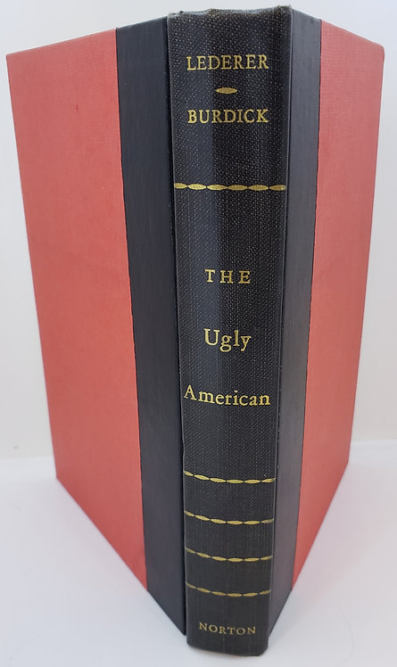 The Ugly American by William J. Lederer and Eugene Burdick