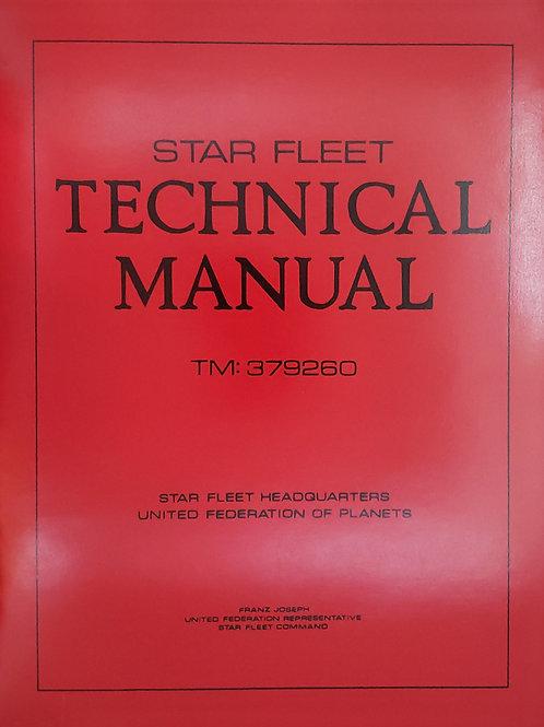 Star Fleet TECHNICAL MANUAL TM:379260 by Franz Joseph