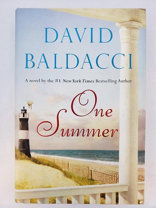 One Summer, a novel by David Baldacci