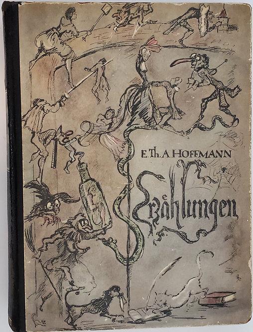 Erzählungen. Mit Zweiundneunzig Zeichnungen  von Eva Schwimmer