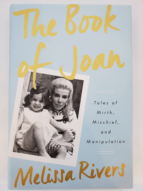 The Book of Joan (Rivers) by Melissa Rivers