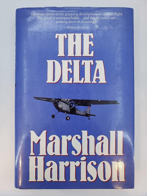 The Delta, A Novel by Marshall Harrison