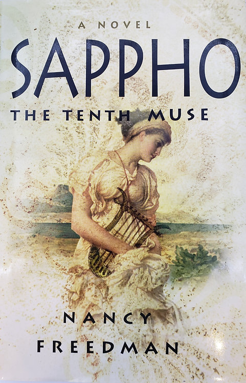 Sappho the Tenth Muse, a novel by Nancy Freedman