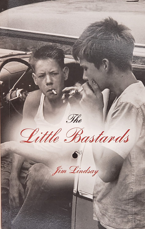 The Little Bastards by Jim Lindsay