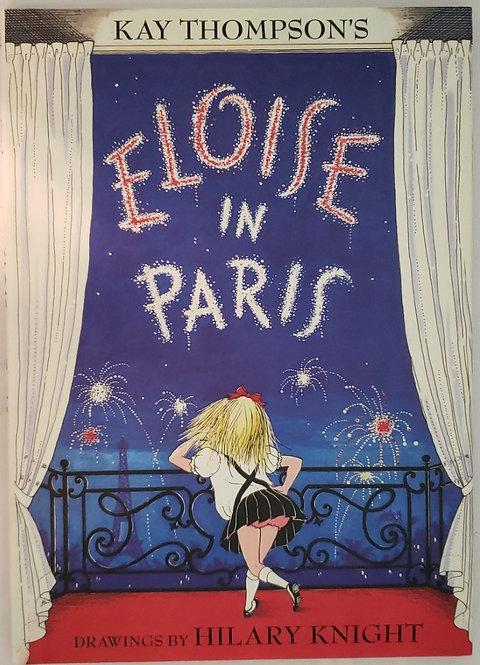 ELOISE IN PARIS by Kay Thompson