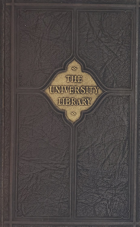 The University Library, Volume IX May 1-15 compiled by Nella Braddy
