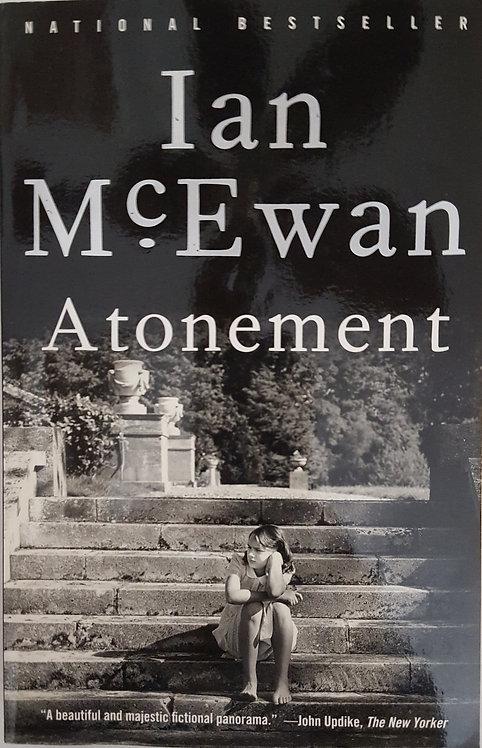 ATONEMENT, a novel by Ian McEwan