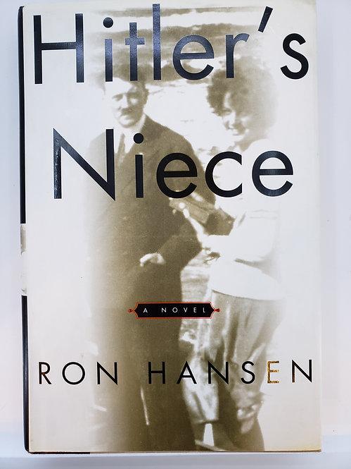 Hitler's Niece by Ron Hansen