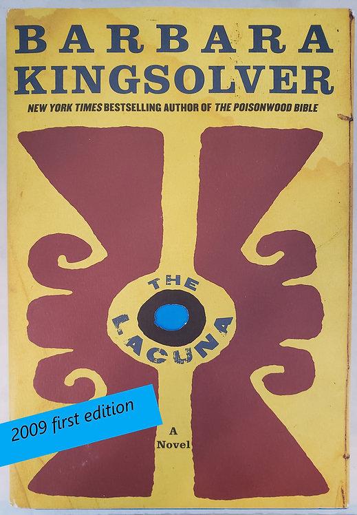 The Lacuna, a novel by Barbara Kingsolver