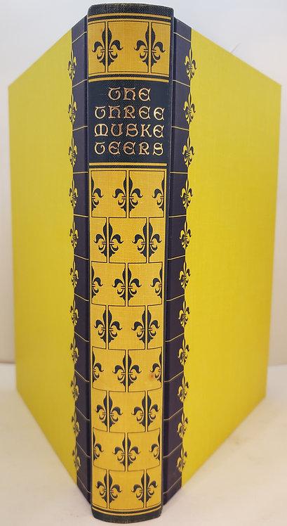 THE THREE MUSKEETEERS by Alexandre Dumas