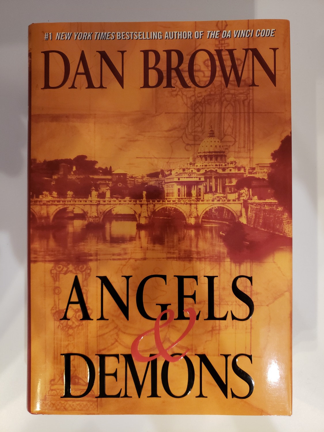 Angels And Demons Book By Dan Brown