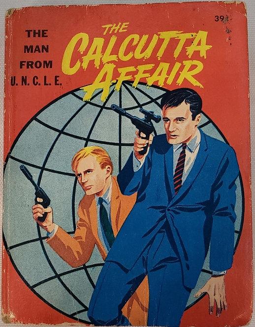 THE MAN FROM U.N.C.L.E., The Calcutta Affair