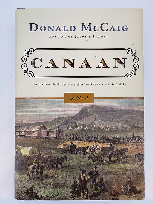 Canaan, A Novel by Donald McCaig