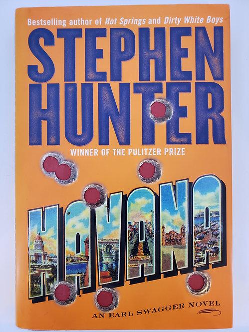 Havana, an Earl Swagger novel by Stephen Hunter
