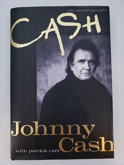 Cash, The Autobiography by Johnny Cash