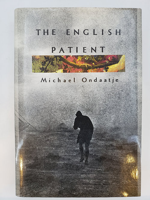 The English Patient, a novel by Michael Ondaatje