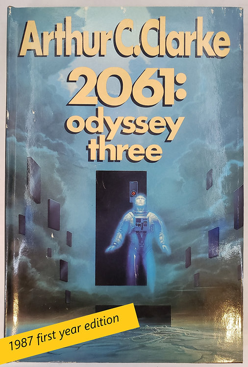 2061 Odyssey Three by Arthur C. Clarke
