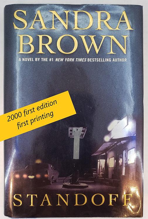Standoff, a novel by Sandra Brown