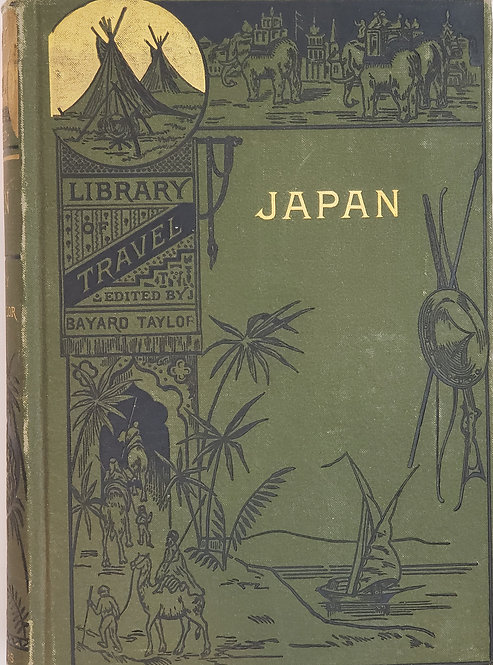 Japan In Our Day by Bayard Taylor